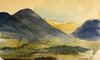 Walter King - The Highlands near Appin in Argyle, Landscape