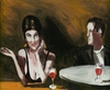 Harry Weisburd - Cocktails for 2, Figurative
